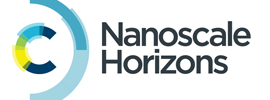 Royal Society of Chemistry - Nanoscale Horizons