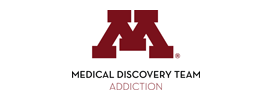 University of Minnesota - Medical Discovery Team on Addiction