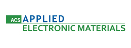 American Chemical Society - ACS Applied Electronic Materials