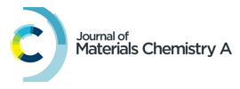 Royal Society of Chemistry - Journal of Materials Chemistry A
