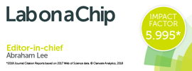 Royal Society of Chemistry - Lab on a Chip