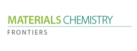 Royal Society of Chemistry - Materials Chemistry Frontiers