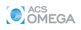 American Chemical Society - ACS Omega