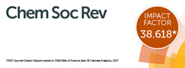 Royal Society of Chemistry - Chemical Society Reviews