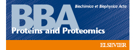Elsevier - BBA Proteins and Proteomics