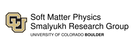 University of Colorado Boulder - Soft Matter Physics Smalyukh Research Group