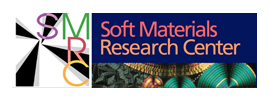 University of Colorado Boulder - Soft Materials Research Center