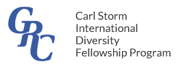 Gordon Research Conferences - Carl Storm International Diversity Fellowship Program