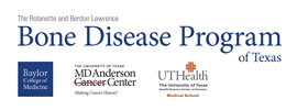 The Rolanette and Berdon Lawrence Bone Disease Program of Texas