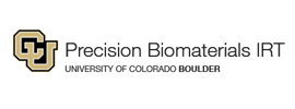 University of Colorado Boulder - Precision Biomaterials IRT