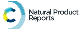 Royal Society of Chemistry - Natural Product Reports