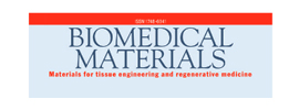 IOP Publishing - Biomedical Materials