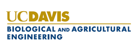 University of California, Davis - Department of Biological and Agricultural Engineering