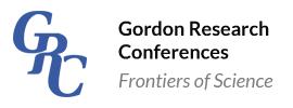 gordon research conferences logo