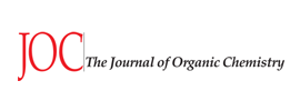 American Chemical Society - The Journal of Organic Chemistry