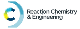 Royal Society of Chemistry - Reaction Chemistry & Engineering