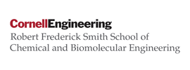 Cornell University - Robert Frederick Smith School of Chemical and Biomolecular Engineering (CBE)