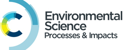 Royal Society of Chemistry - Environmental Science: Processes & Impacts